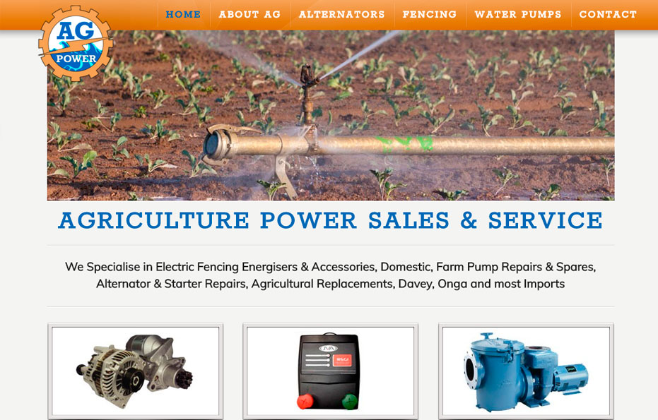 AG Power Sales & Service