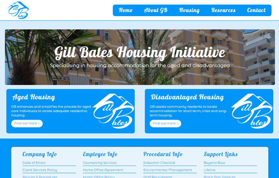 Gill Bates Housing Initiative