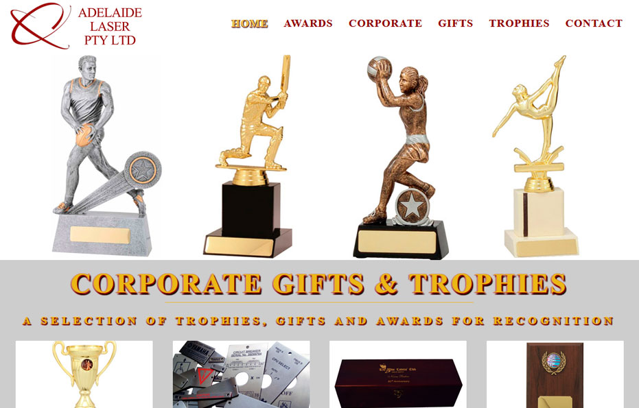 Corporate Gifts & Trophies