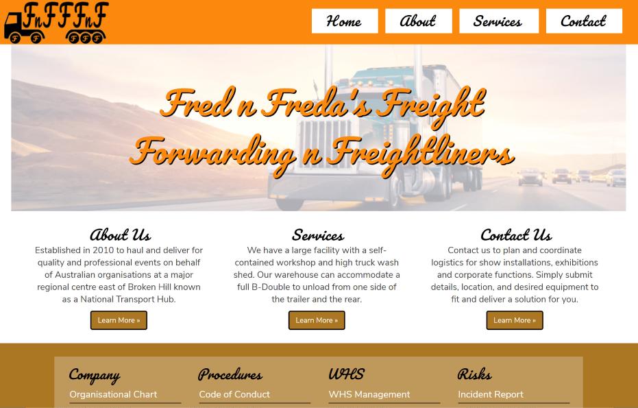 Fred n Freda's Freight